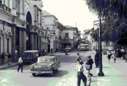 Xela, Quetzaltenango, aproximadamente en la decada de los 60s - enviada por Karlita Chaclán.