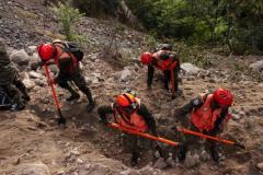 Galería – Fotos del Terremoto en Guatemala, Noviembre 7 de 2012