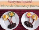 Video Por Recetas Chapinas y Más – Desayuno Especial, Flores de Pimiento y Huevo