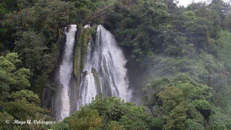 Cataratas p13 en Santa María Nebaj El Quiché foto por Hugo Velásquez - Galería - Fotos de Cataratas y Cascadas en Guatemala