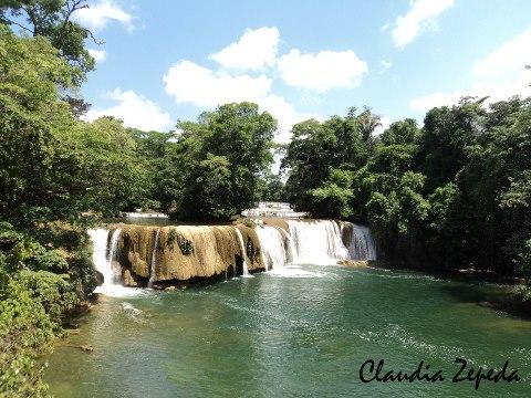 cataratas b9 Las Conchas AV Claudia Zepeda SUPER - Galería - Fotos de Cataratas y Cascadas en Guatemala