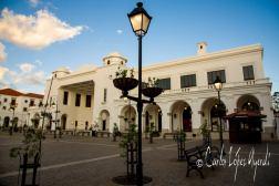 Ciudad y paseo Cayala - foto por Carlos López Ayerdi
