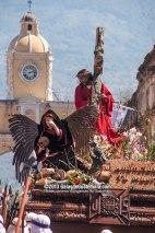 Procesión de Jesús Nazareno de La Merced Antigua Guatemala 2 foto por Maynor Marino Mijangos - Galeria - Fotos de La Cuaresma y Semana Santa en Guatemala