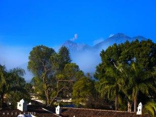 Volcanes Fuego y Acatenango foto por Waseem Syed - Galeria - Fotos de Guatemala por Waseem Syed