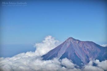 Volcan de Fuego Beto Bolaños - Galería - Fotos de Guatemala por Alberto Bolaños