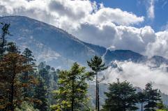 La Sierra de Los Cuchumatanes