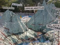13c - Guía Turística – Mapa en Relieve de Guatemala