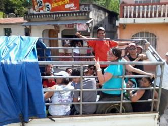 Vehículos 4x4 - Guía Turística - Semúc Champey, Alta Verapaz