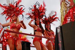 Carnaval de Mazatenango 19 Fotografía por Victor Armas - El Carnaval de Mazatenango