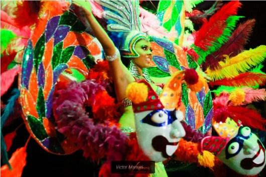 Carnaval de Mazatenango 1Fotografía por Victor Armas - El Carnaval de Mazatenango