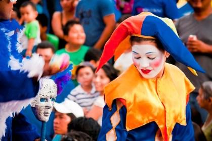 Carnaval de Mazatenango 8 Fotografía por Victor Armas