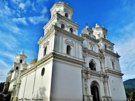 Basílica de Esquipulas Chiquimula foto por David Perez - Galería - Fotos de Guatemala por David Pérez