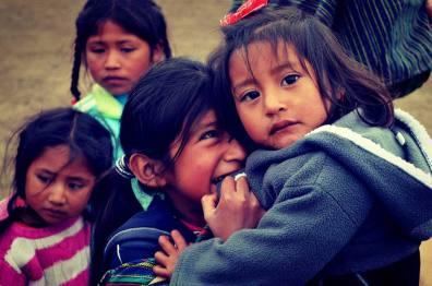 Rostros de niños 11 Fotografía por Jess Herrarte - Rostros de Esperanza en Sololá por Organización HOPE Worldwide