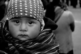Rostros de niños 3 Fotografía por Jess Herrarte - Rostros de Esperanza en Sololá por Organización HOPE Worldwide