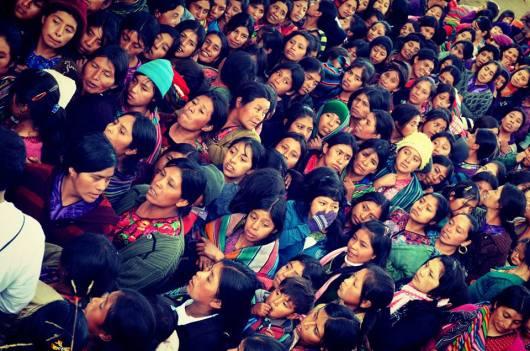 Rostros de niños 9 Fotografía por Jess Herrarte - Rostros de Esperanza en Sololá por Organización HOPE Worldwide