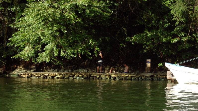DSC06755 - Guía Turística - Aguas Calientes en Río Dulce, Izabal