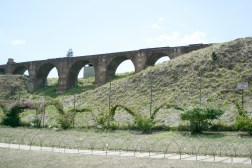 Acueducto de Pinula Destacamento Militar Fotografía tomada de internet - Montículo la Culebra y Acueducto de Pinula