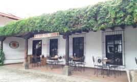 La Azotea: Arte, historia y café