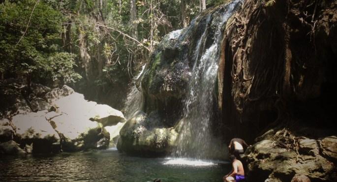 DSC07688 1024x602 - Guía Turística - Finca El Paraíso Cascada de Agua Caliente