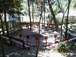 Altares mayas donde se da el tour de espiritualidad maya