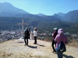 Rostro maya es visible desde varios puntos de San Juan - Guía Turística - San Juan La Laguna, Sololá