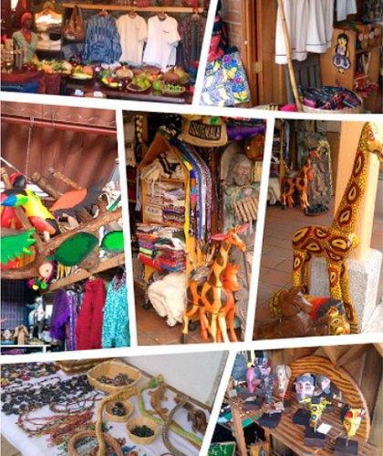 Mercado de Artesanías en la Ciudad de Guatemala