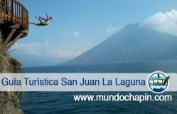 Guía Turística – San Juan La Laguna, Sololá