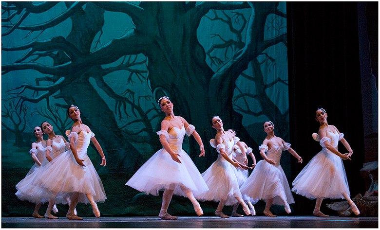 Ballet4 Fotografía por Mario Rivera Cabrera. - Ballet de Guatemala