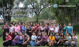 Las cuatro culturas de Guatemala
