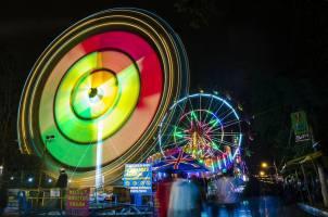 La Feria de Jocotenango en la ciudad de Guatemala