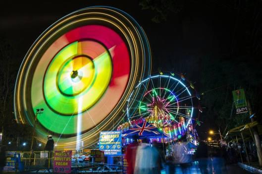 Feria de Jocotenango - foto por Cesar Santizo