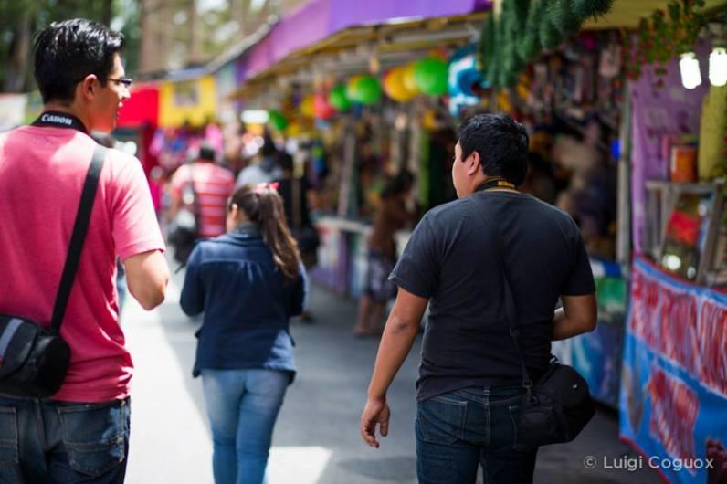 feria Jocotenango Luigi Coguox - La Feria de Jocotenango en la ciudad de Guatemala