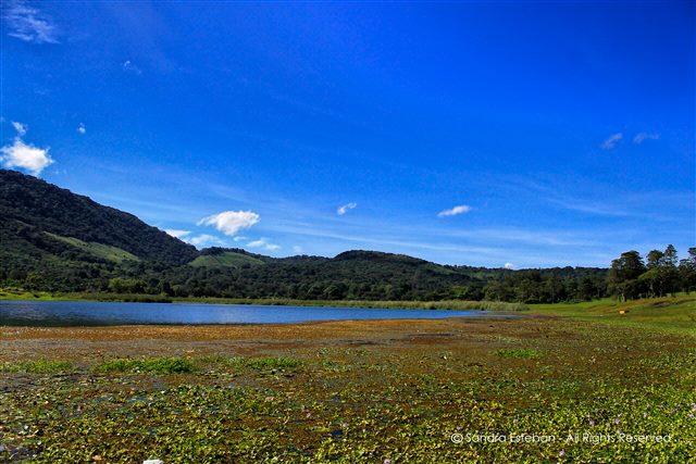Laguna del Pino Santa Rosa foto por Sandra Esteban - Guía Turística - Laguna del Pino