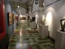 De visita por el museo de arte moderno