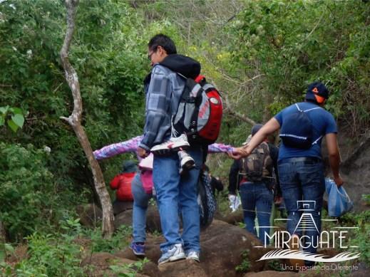 3 - Guía Turística - volcán y laguna de Ipala