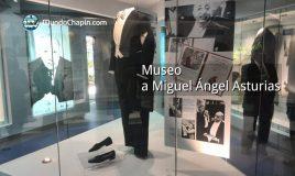 Museo a Miguel Ángel Asturias, Premio Nobel de Literatura