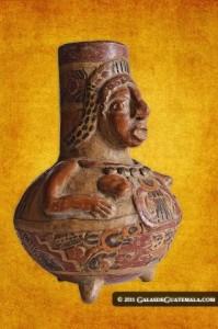 Arte Maya ceramica 1 foto por Galas de Guatemala 199x300 - Riqueza y cultura en la cerámica maya
