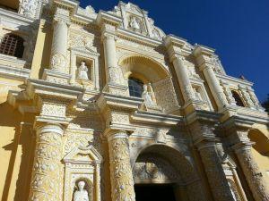 Foto 4 300x225 - Iglesia La Merced y su sitio arqueológico el Convento de La Merced en La Antigua Guatemala