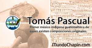 Tomás Pascual, compositor
