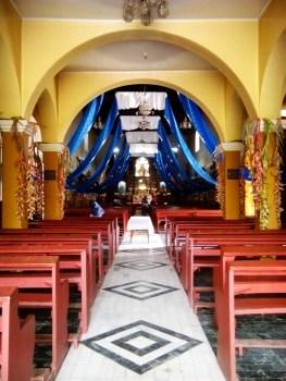 iglesia jacaltenango - Guía Turística - Río Azul, Jacaltenango