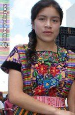 Traje típico de San Pedro Sacatepéquez San Marcos foto por Wilder Velasquez - Los coloridos trajes indígenas de Guatemala