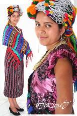 Trajes indígenas de Quiché - foto por Osorious Oso