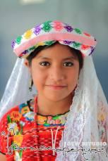Trajes indígena, Aldea San Ignacio, Salamá - foto por German Velasquez
