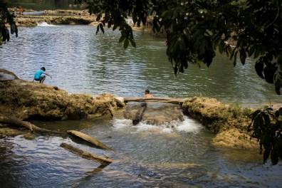 7 - Guía Turística - Balneario Las Pozas, Macháquila, Poptún, Petén
