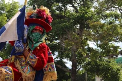 miguelito, danzante Palo Volador por Ana Lú García