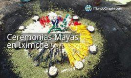 Guía Turística – Ceremonias Mayas en Iximché
