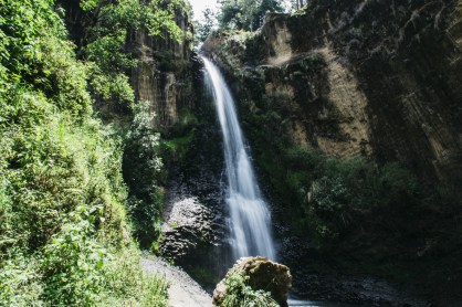 Cascada el Chorro Julio Roberto Orozco - Guía Turística - Cascada el Chorro, Concepción Tutuapa
