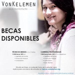 VKF FB4 300x300 - 15,000 becas, 100% cubierto por Fundación VonKelemen