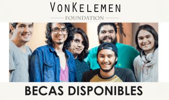 15,000 becas, 100% cubierto por Fundación VonKelemen