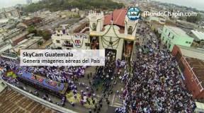 SkyCam Guatemala genera imágenes aéreas del país